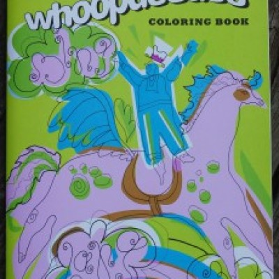 ILLUSTRATION Whoopdeedoo Coloring Book Company