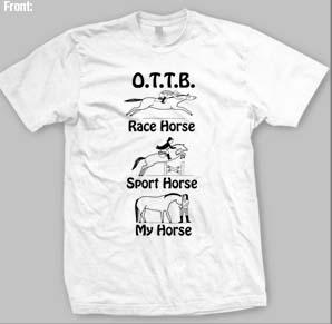 OTTB - Race Horse, Sport Horse, MY Horse