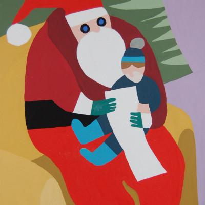 ILLUSTRATION Christmas Card