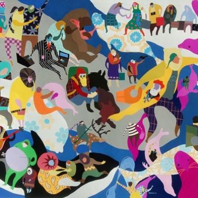PUBLIC ART Beckoning for Anchorage Alaska