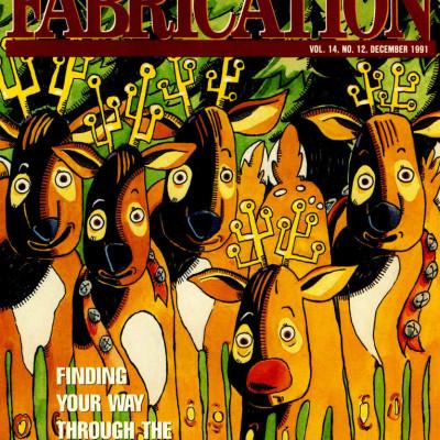 ILLUSTRATION PCFab magazine