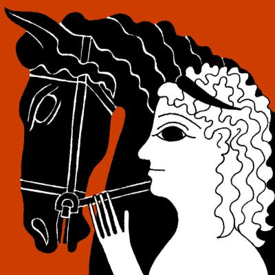 ILLUSTRATION logo WARHorses