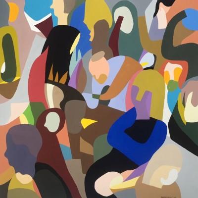 Melanie Eberhardt Painting